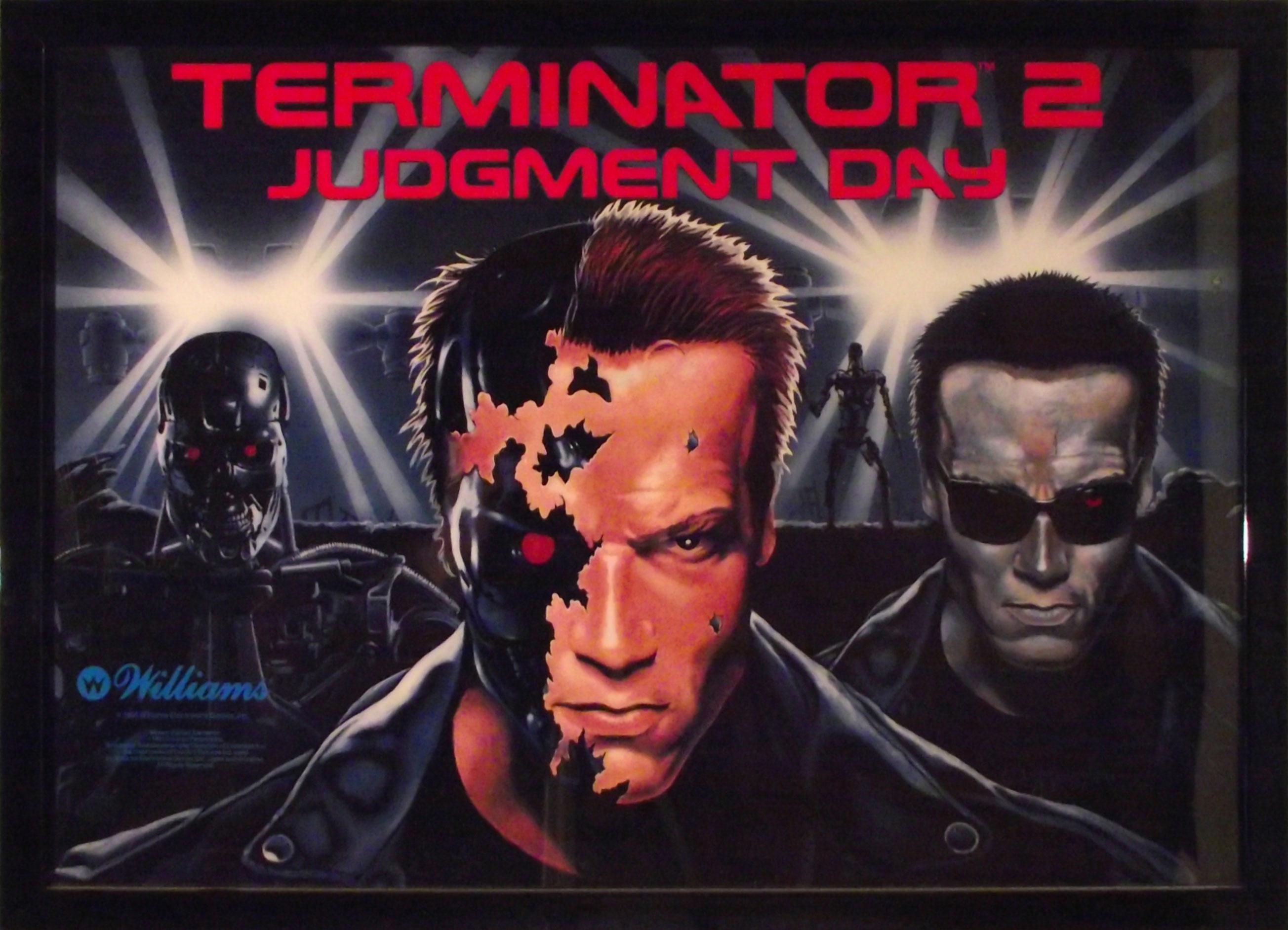 Jackdaw Games Terminator 2